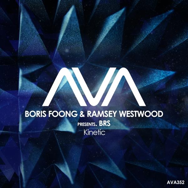 Boris Foong & Ramsey Westwood presents BRS - Kinetic