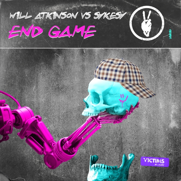 Will Atkinson vs Sykesy - End Game