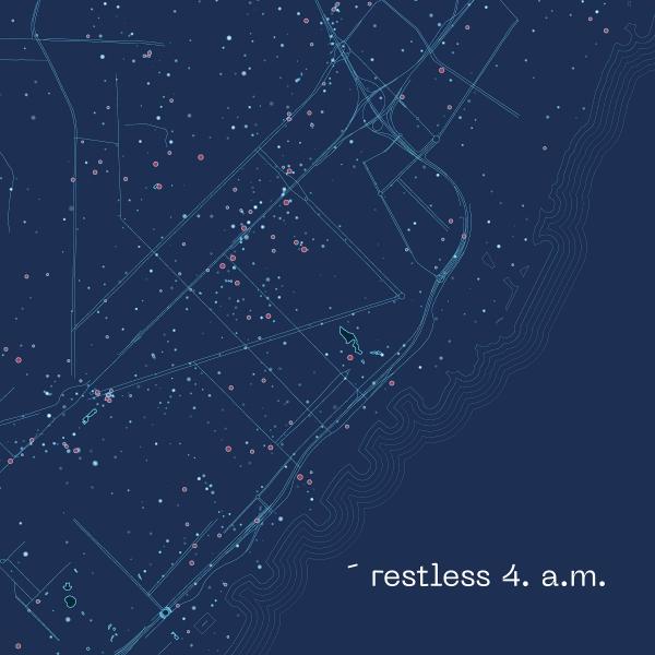 Solarstone - Restless 4 AM (Jam El Mar Remix)