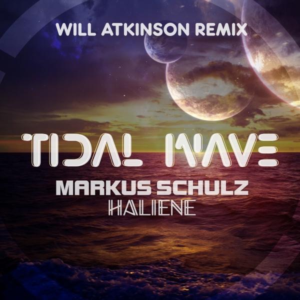 Markus Schulz & HALIENE - Tidal Wave (Will Atkinson Remix) [Black Hole 1112-0]