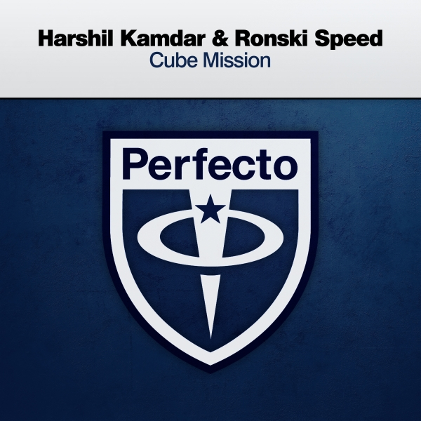 Harshil Kamdar & Ronski Speed - Cube Mission