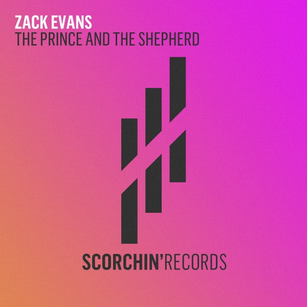 Zack Evans - The Prince and The Shepherd
