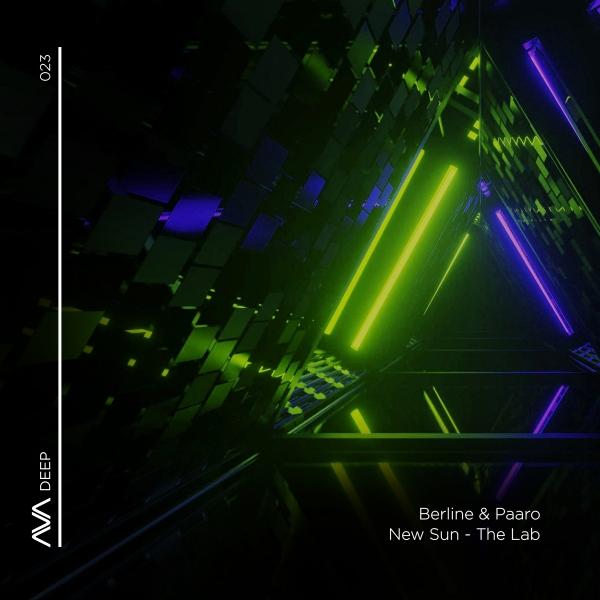 Berline & Paaro - New Sun / The Lab