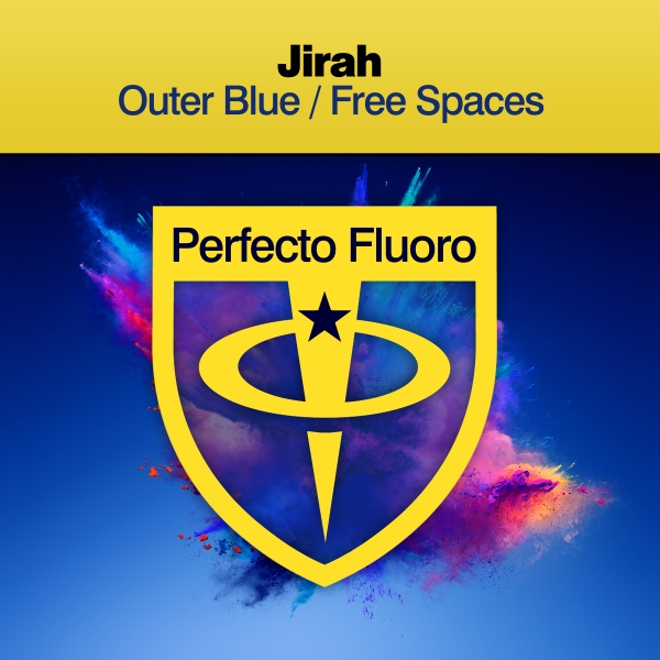 Jirah - Outer Blue + Free Spaces [Perfecto Fluoro]