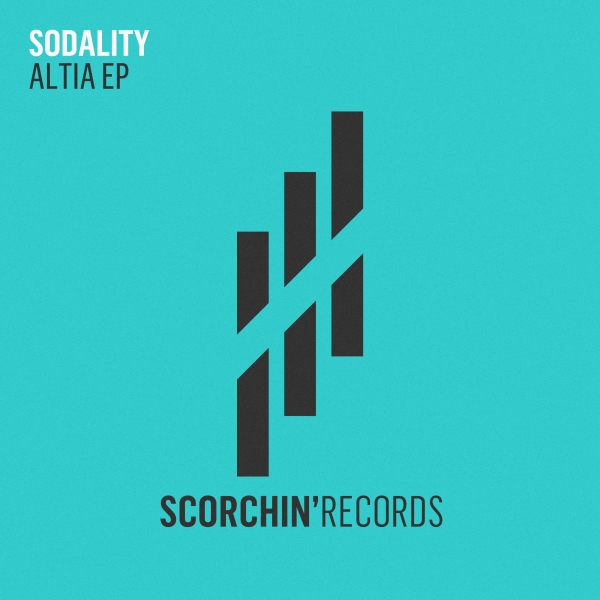 Sodality - Altia EP [Scorchin' Records]