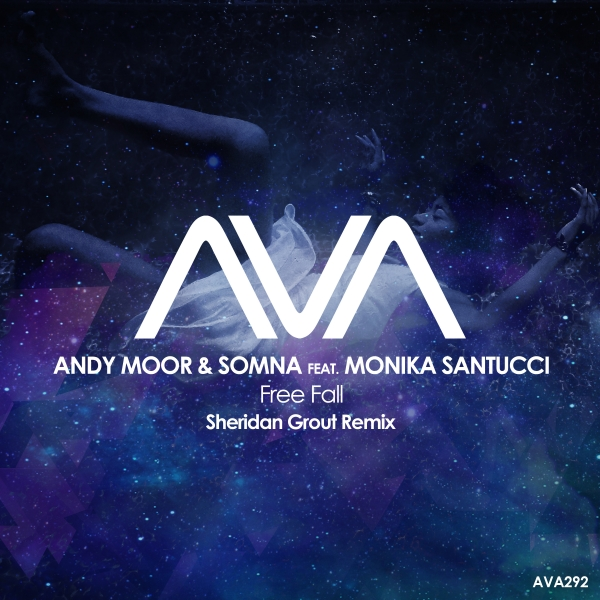 Andy Moor & Somna feat. Monika Santucci - Free Fall (Sheridan Grout Remix) [Ava Recordings]