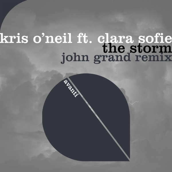 Kris O'Neil featuring Clara Sofie - The Storm (John Grand Remix) [Avanti]