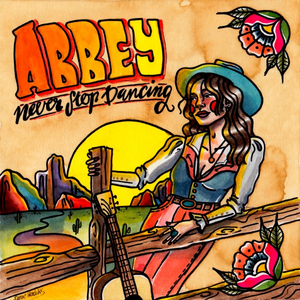 Abbey - Never Stop Dancing