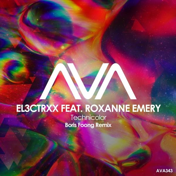 EL3CTRXX featuring Roxanne Emery - Technicolor (Boris Foong Remix)