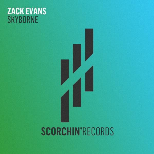 Zack Evans - Skyborne