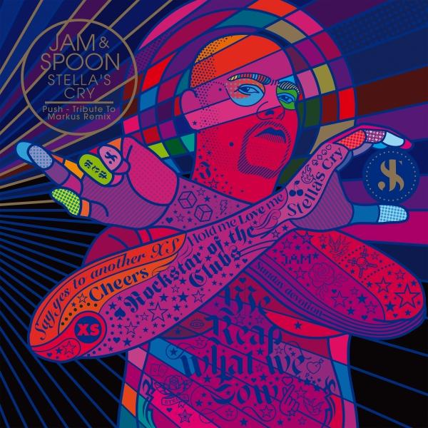 Jam & Spoon - Stella's Cry (Push - Tribute To Markus Remix) [Black Hole 1075-0]